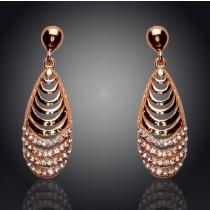 Modeschmuck ohrringe gold  Gold Ohrringe - Modeschmuck